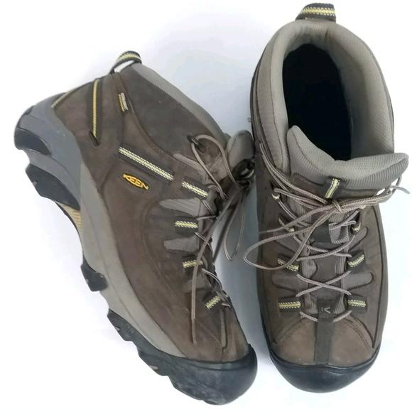 fdcafa6bc67 Men's Keen Targhee II Mid WP Hiker style 1002375 S